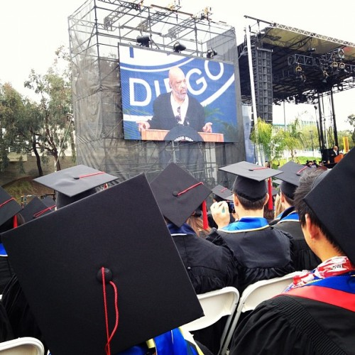 Uncle Phil!!! #graduation  (Taken with Instagram)