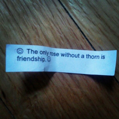 I found this in my pocket… #curious (Taken with Instagram)