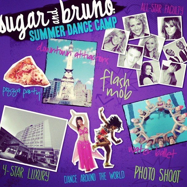 I'm so excited to get to NYC + for this!!!  (Taken with Instagram)