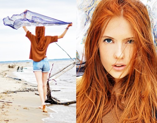 lookbookdotnu:  Do you want to go to the seaside? (by Ebba Zingmark)