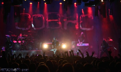 Children of Bodom | Amsterdam | Melkweg | 15-06-2012