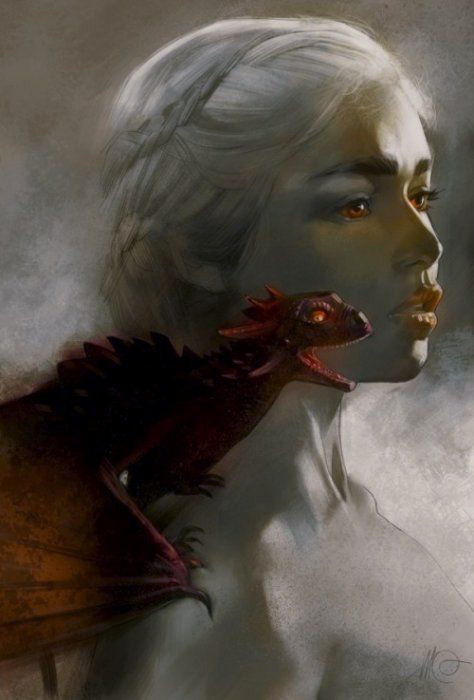 nevver:  Where are my dragons?