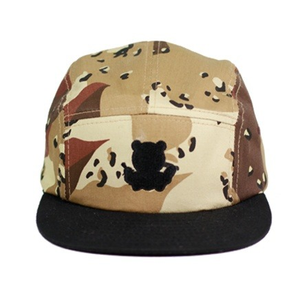 Entree LS Silhouette Teddy Desert Storm Black Brim 5 Panel        follow http://5-panel-caps.tumblr.com/ for more 5 panels