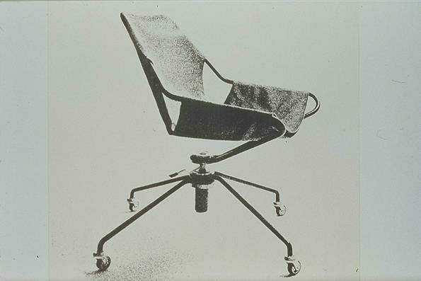 Paulistano Chair (office version, 1957) by Paulo Mendes da Rocha