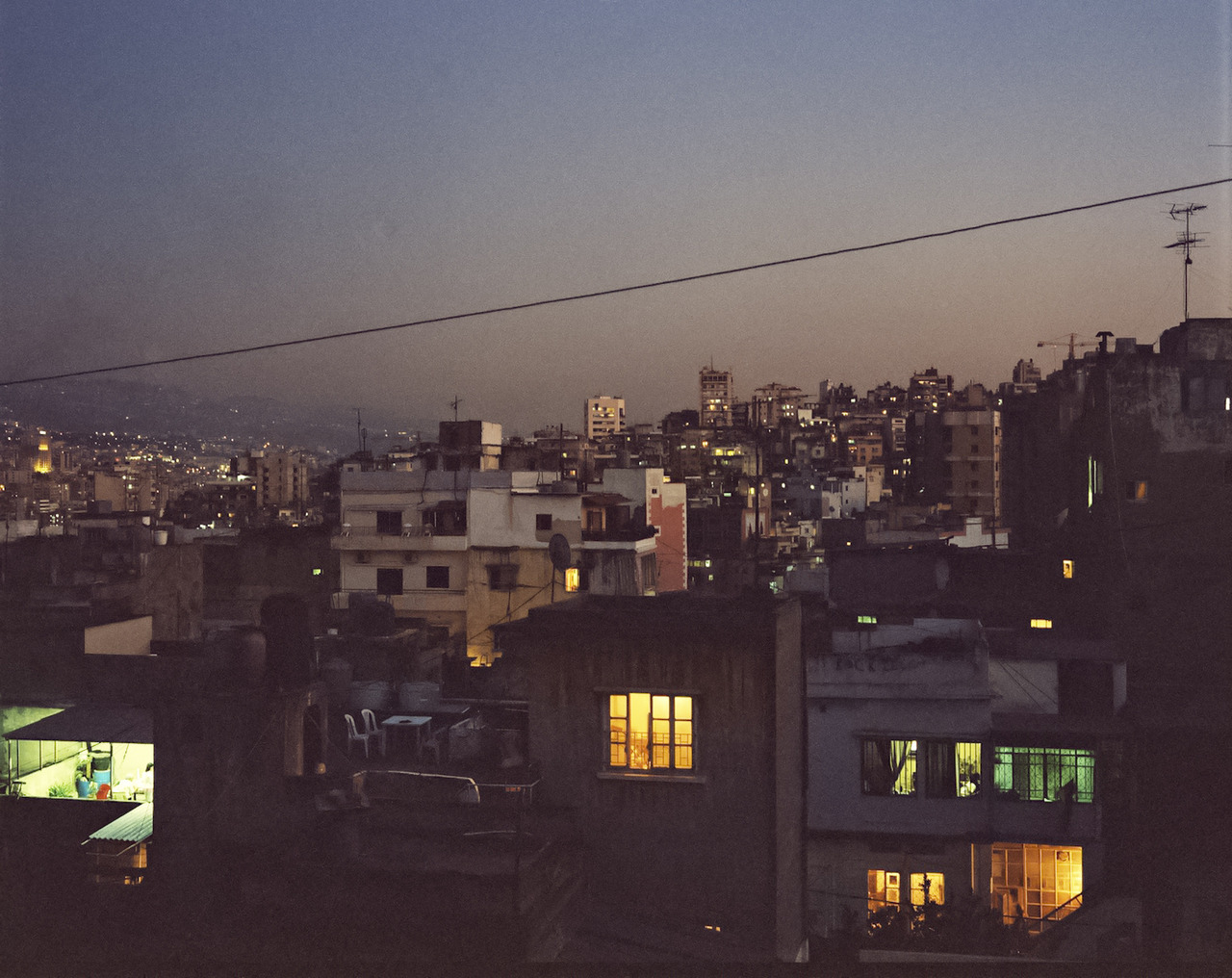 familiar-places:  Beirut