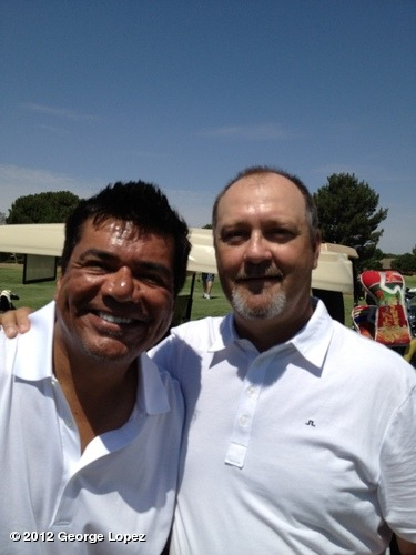 @noahcyrus @kellycrook I golf with all the stars View more George Lopez on WhoSay