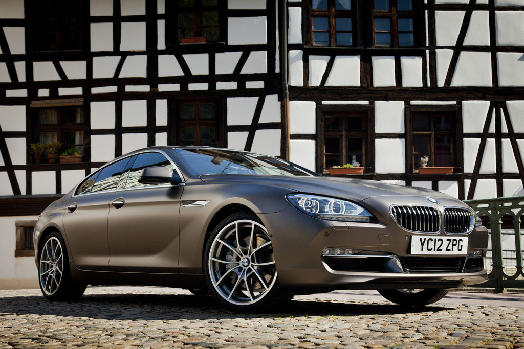 fullthrottleauto:  2013 BMW 6-Series Gran Coupe (by upcomingvehiclesx)