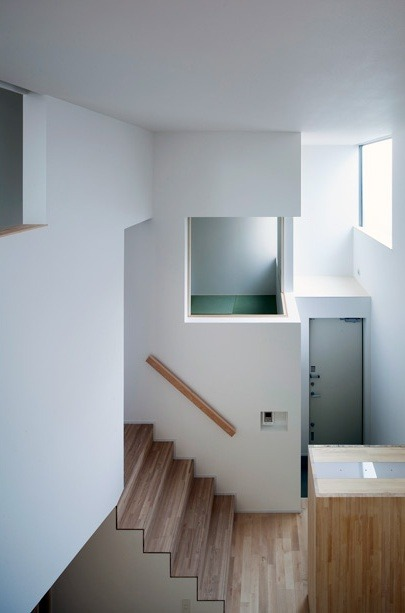 by horibe naoko architect office