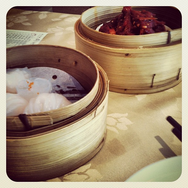Seems legit. 😁 #dimsumbrunch (Taken with Instagram at Dynasty Chinese Cuisine)