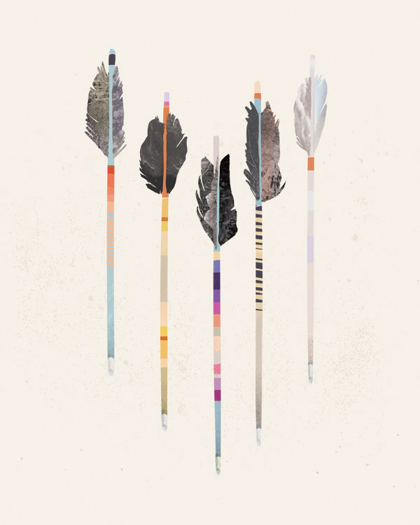 """Arrows"" by Julia Kostreva"