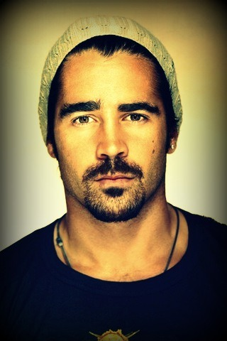 15 men that ruined me for life (in no order) ~ Colin Farrell