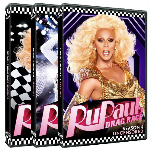 Want Drag Race season 2, 3, & 4 on DVD? Enter for your chance to win http://logo.to/JHc7Y3