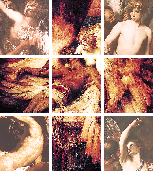 classical myth in art » icarus
