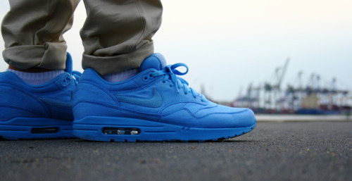 "maximum-air-max:  Nike Air Max 1 ""Air Attack!"" by kuttstevens"