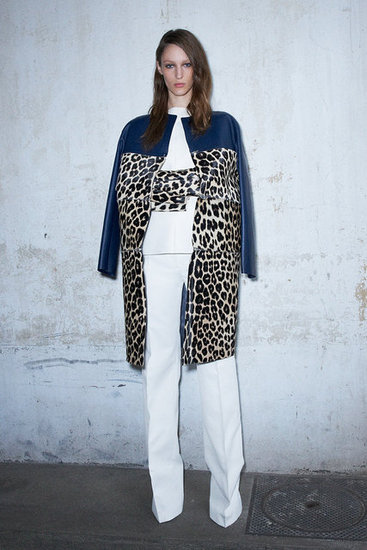 WISH LIST Wouldn't this Celine jacket from the Resort 2013 collection make a great addition to one's wardrobe? W.A.N.T! source: Fashionologie