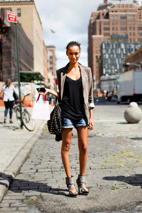 Model Off Duty Source: La Modella Mafia