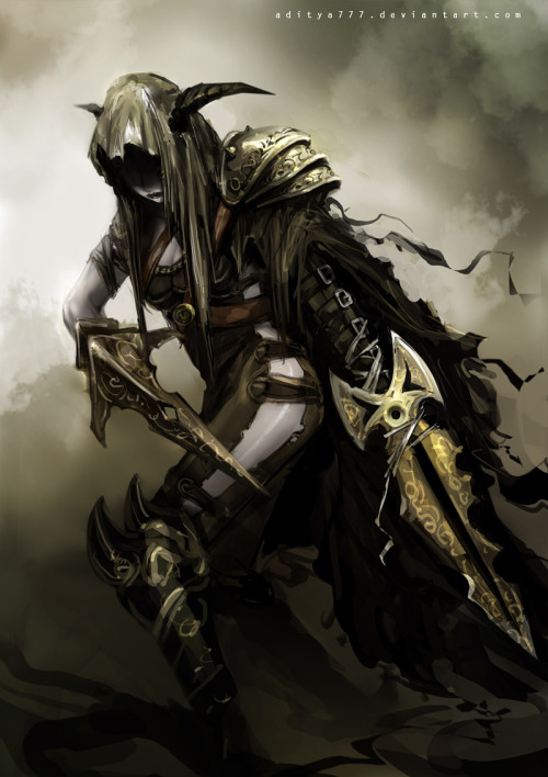 (via Assassin by *aditya777 on deviantART)