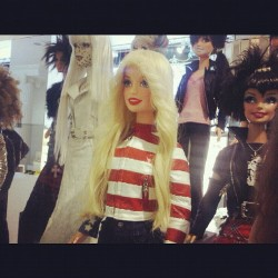 #harrods #barbies  (Taken with Instagram)