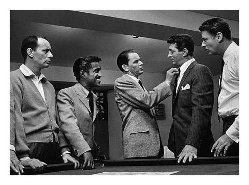 elleryqueen:  the rat pack