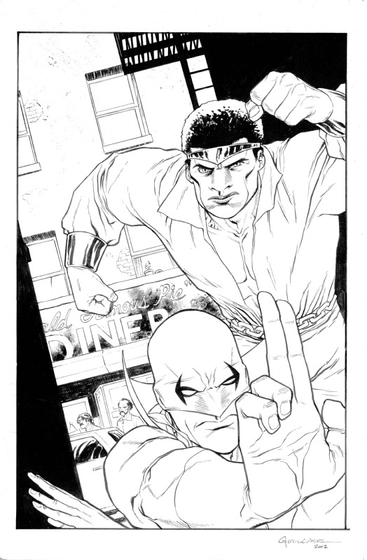Heroes for Hire by Scott Godlewski