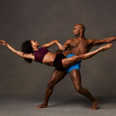 "blackballerinas:  ""It's a real gift to have a husband and wife in the company that love each other and that work together. They check on each other emotionally and physically. That's beautiful to me.""—Judith Jamison, speaking about married Ailey dancers Linda Celeste Sims and Glenn Allen Sims"