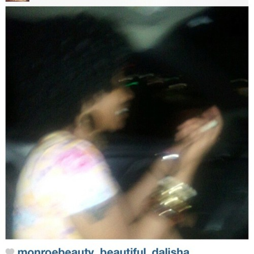 #repost ridin round and I'm getting it lol (Taken with Instagram)
