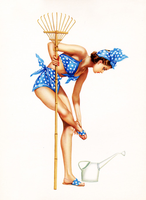 by Alberto Vargas, 1941Illustration