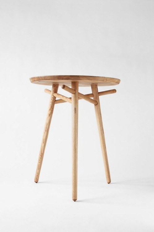 Table designed by Matej Chabera