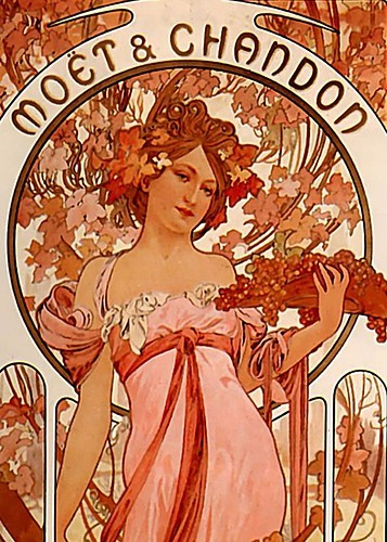 (via Alphonse Mucha Moet Chandon GC 731x1024 Alphonse Mucha picture on VisualizeUs)