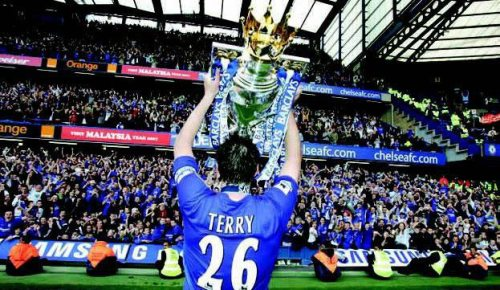 John Terry's Blue army