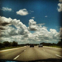 Out and about #photoadayjune #outthecarwindow  (Taken with Instagram)