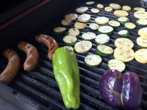 Summer is for grilling