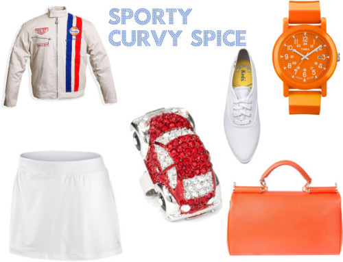My take on a sporty style. by patty-hughes featuring dolce & gabbana handbags