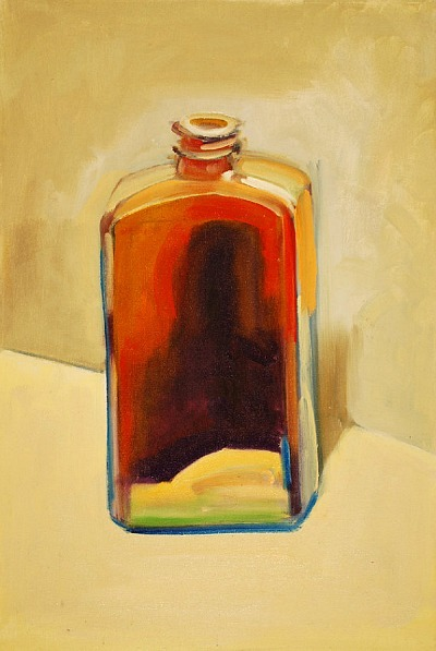 Larry Forte Medicine Bottle 2012