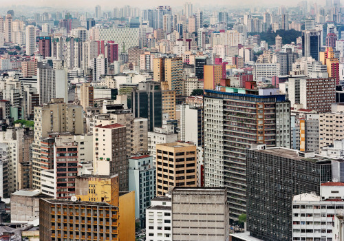 São Paulo by Jens Assur, If You Love Global Warming - Honk series, 2009