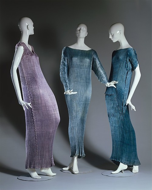 Dresses Mariano Fortuny The Metropolitan Museum of Art