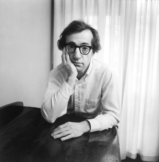 iloveretro:  Woody Allen