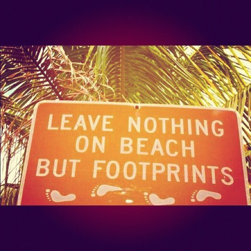 👣 (Taken with Instagram at Thousand Steps☀🏊🌾🐚)