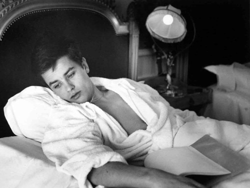 battleblogs:  Alain DELON