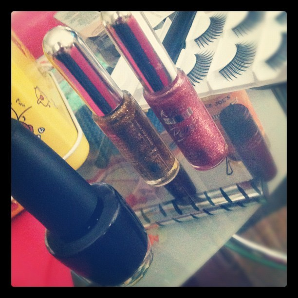 Boutta do work. 💅 (Taken with Instagram)