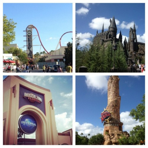 Best Vacations Evah!!! #summer #universalstudios  (Taken with Instagram at Universal Studios Florida)