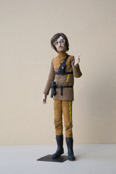 notajarvisblogok:  33.5/100 Photos of Jarvis Cocker Petey of Wes Anderson's Fantastic Mr. Fox