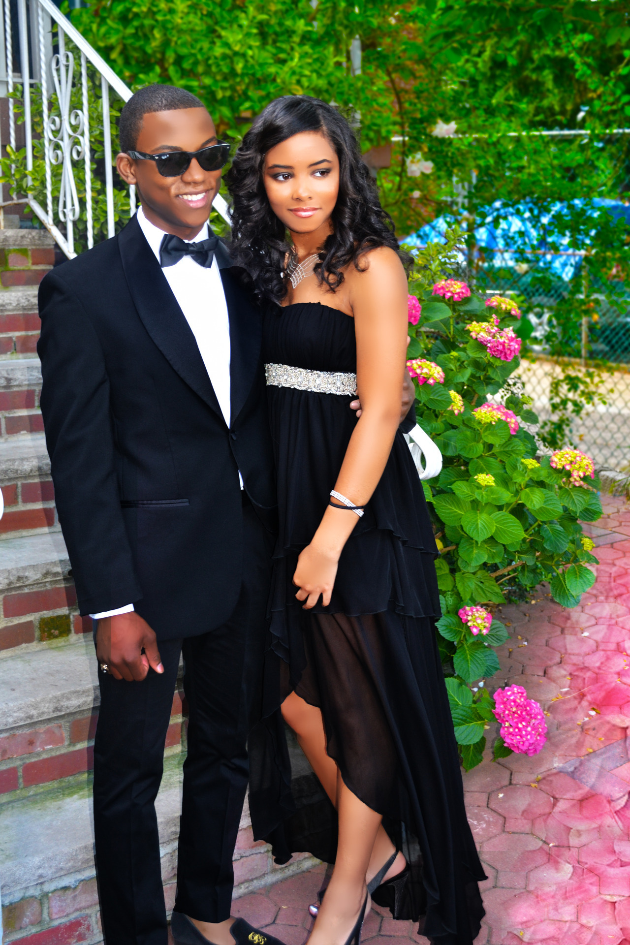 blackfashion:  Amicablestyle.tumblr.com Corey 18 | NYC | Prom 2012