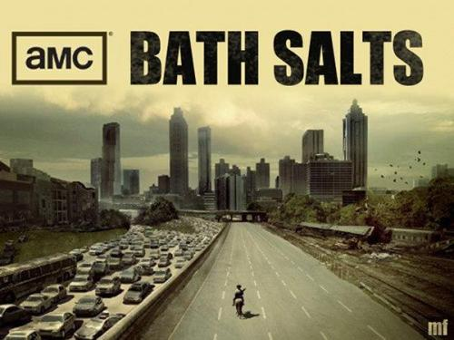 Bath Salts!  Too soon?