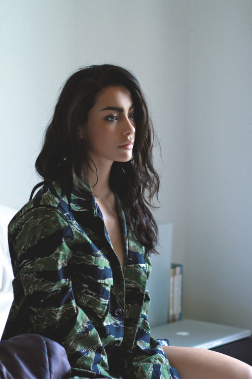 digital-future:  Adrianne Ho for GQ