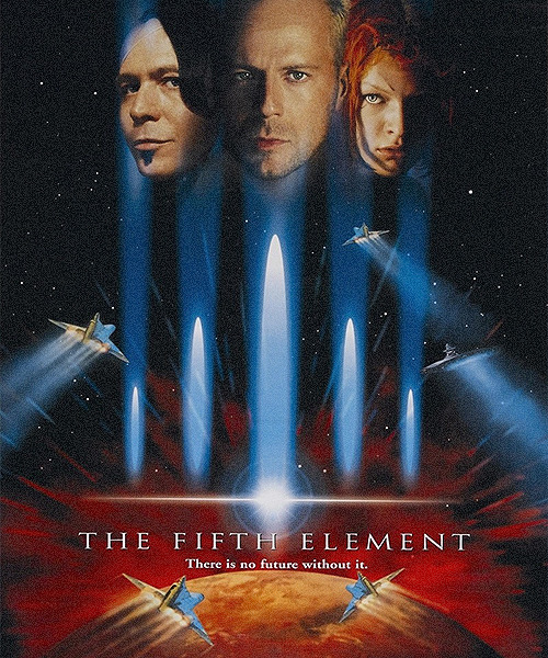 THE FIFTH ELEMENT (1997) directed by Luc Besson