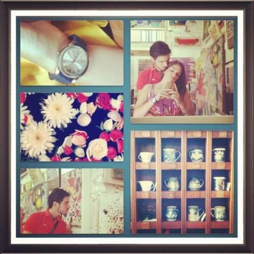 Taken with Instagram at Alda cafe