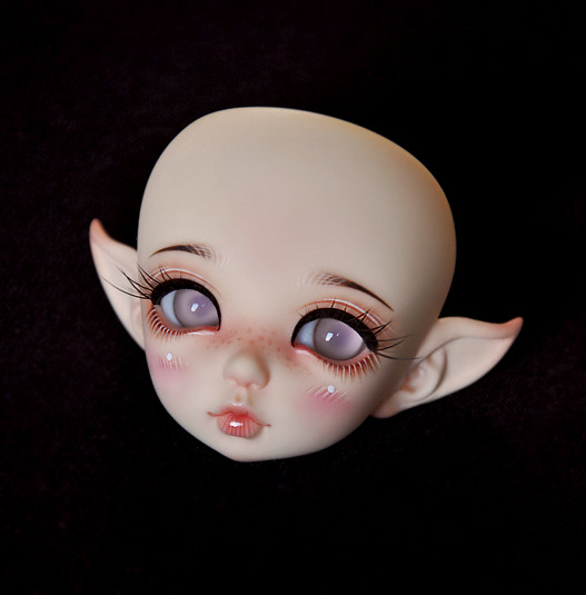 fyeahbjdmods:  Default/original:  Littlefee Leah, eye opening and elf ear mod