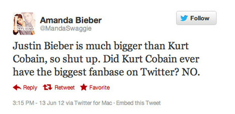 BuzzFeed: The Worst Justin Bieber Fan Tweet In The History Of Justin Bieber Fan Tweets