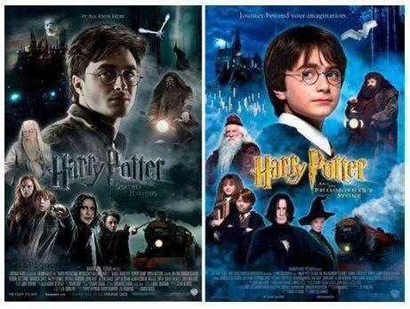"consultinggeek:  miketooch:  samandriel:  amandakaskey:  beingapotterheadisawesome:  I don't know if I should cry or cry  maybe cry  have you tried crying  Little Harry's face is like ""I don't know if this is going to be as fun and whimsical as it seems…"" And then grown-up Harry's just like ""I fucking knew it.""  Look Dumbledore #1 and Dumbledore #2"